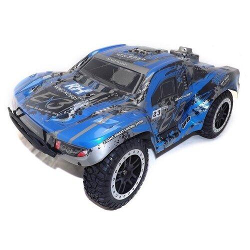 Купить Внедорожник Remo Hobby EX3 (RH10EX3) 1:10 47.5 см синий, Радиоуправляемые игрушки