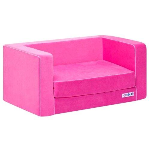 Диван PAREMO Paremo обивка: ткань, розовый