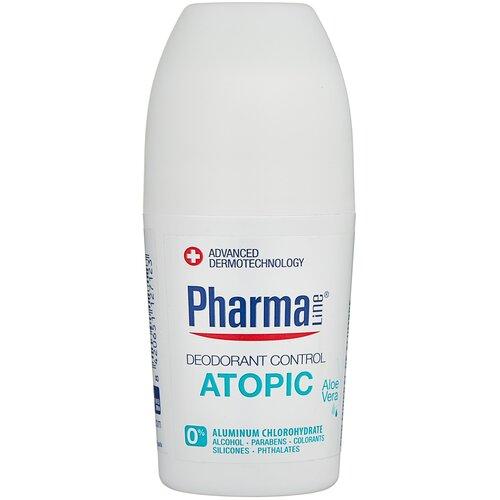 Pharmaline дезодорант, ролик, Atopic, 50 мл