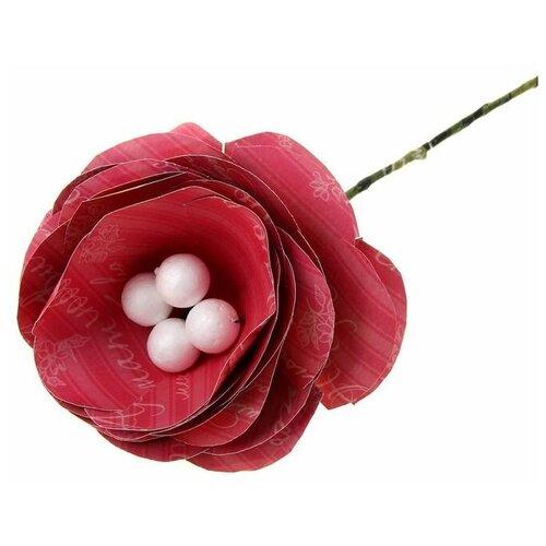 Арт Узор Набор для творчества Цветок Завораживающая фуксия (1201813) по цене 195