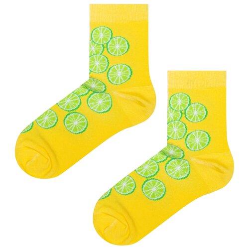Носки Palama ЖД-42 желтый 25