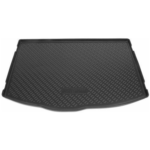 Коврик багажника NorPlast NPA00-T43-507 для Kia Rio черный коврик багажника norplast npa00 t43 652 черный
