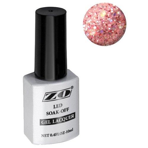 Купить Гель-лак для ногтей ZO mGL, 10 мл, 172 розовый с добавками