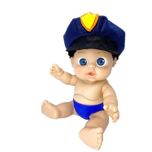 Пупс Falca Полицейский, 25 см, 00015A