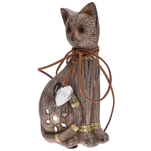 Фигурка Lefard Кошка 9х6х17,5 см (787-188) фигурка декоративная lefard кошка 8 см