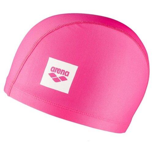 Шапочка для плавания arena Unix II, розовый шапочка для плавания arena unix jr 91279 red