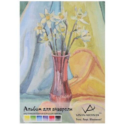 Купить Альбом Vista-Artista 29.7 х 21 см (A4), 230 г/м², 12 л., Альбомы для рисования