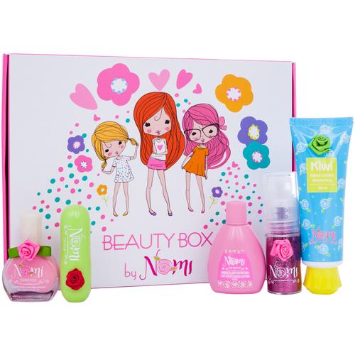 Набор косметики Nomi Beauty box Happy princess недорого