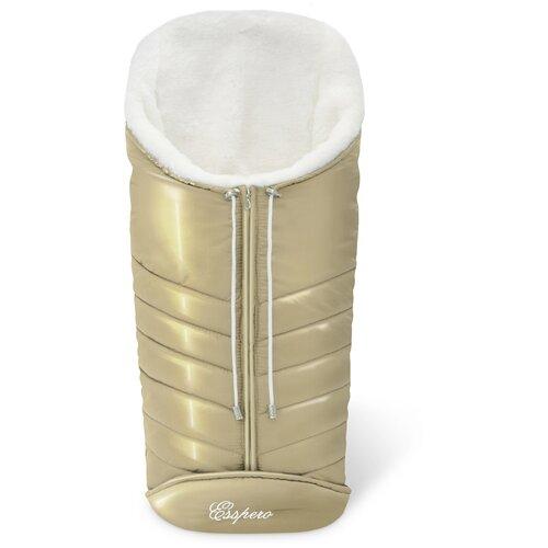 Фото - Конверт-мешок Esspero Cosy White 90 см gold конверт мешок esspero cosy lux 90 см black