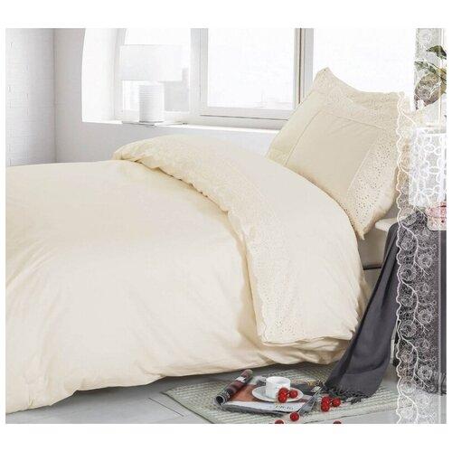 Фото - Сайлид Постельное белье СайлиД поплин с кружевом 3B семейное постельное белье stefan landsberg flicker семейное