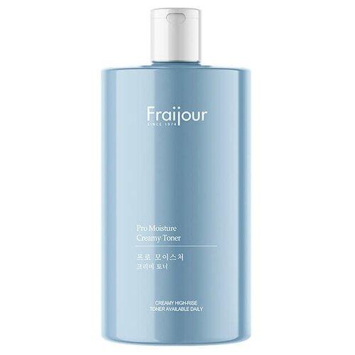 Фото - Fraijour Pro-Moisture Creamy Toner Интенсивно увлажняющий тонер для кожи лица, 500 мл увлажняющий тонер для лица с витаминами vitamin moisture toner 250мл
