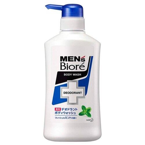 Купить Мыло жидкое Kao Men's Biore Deodorant с ароматом мяты, 440 мл