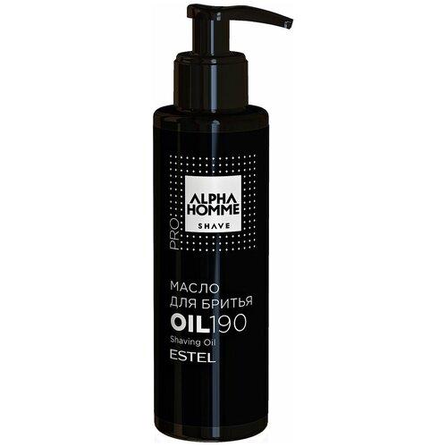 Купить Масло для бритья Alpha Homme Pro Shave Estel Professional, 190 мл