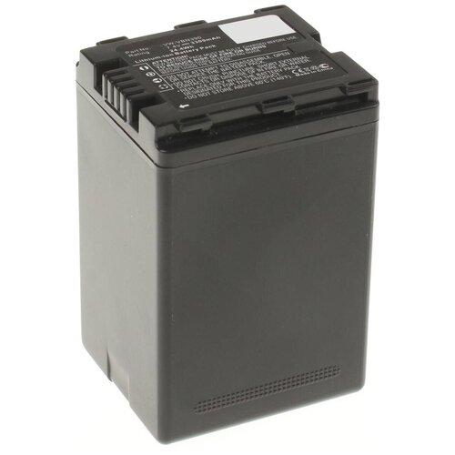 Фото - Аккумулятор iBatt iB-U1-F403 3300mAh для Panasonic HC-X800, HC-X920, HDC-SD800, HC-X900, HC-X810, HDC-TM900, HC-X900M, HDC-SD900, HDC-HS900, HDC-TM900K, HC-X800GK, HC-X900K, HC-X909, HDC-HS900GK, HDC-HS900K, видеокамера panasonic hc mdh3e