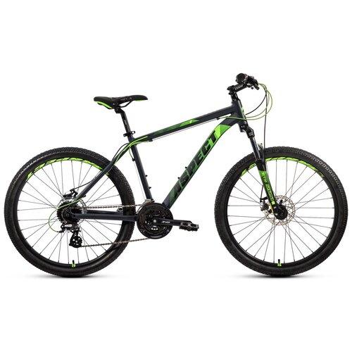 велосипед горный scott aspect 950 269806 черный бронза размер рамы m Горный (MTB) велосипед Aspect Ideal (2021) серый/зеленый 14.5 (требует финальной сборки)