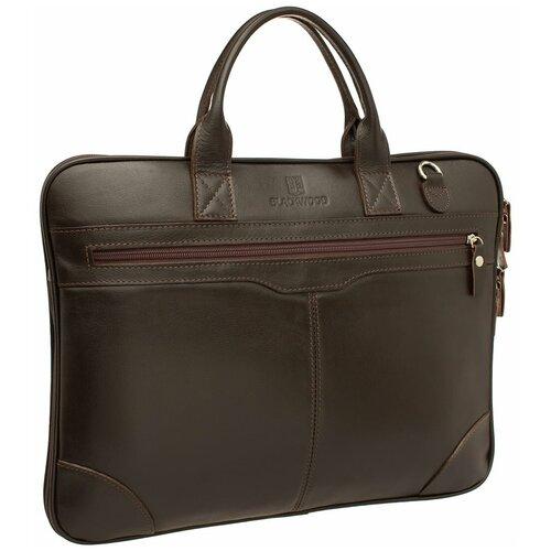 Деловая сумка Kelmore Brown