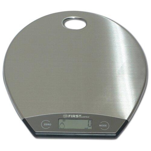 Кухонные весы FIRST AUSTRIA 6403-1 серебристый недорого