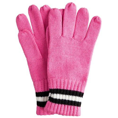 Перчатки Gulliver 22009GJC7601 размер 18, розовый