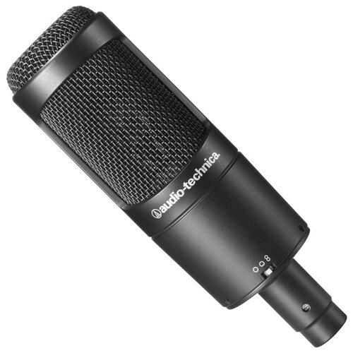 Микрофон Audio-Technica AT2050, черный