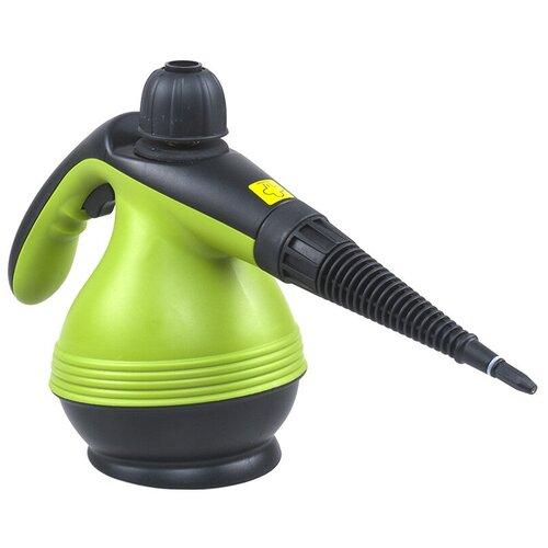 Пароочиститель Kitfort KT-906 зеленый/черный