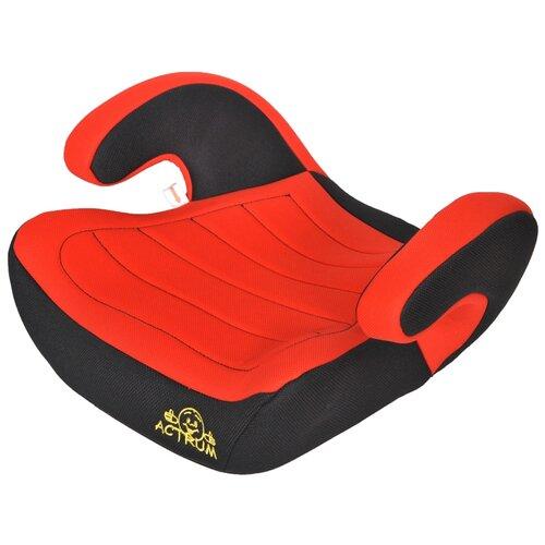 Детское автокресло (бустер) ACTRUM BXS-210 (22-36кг) Красный