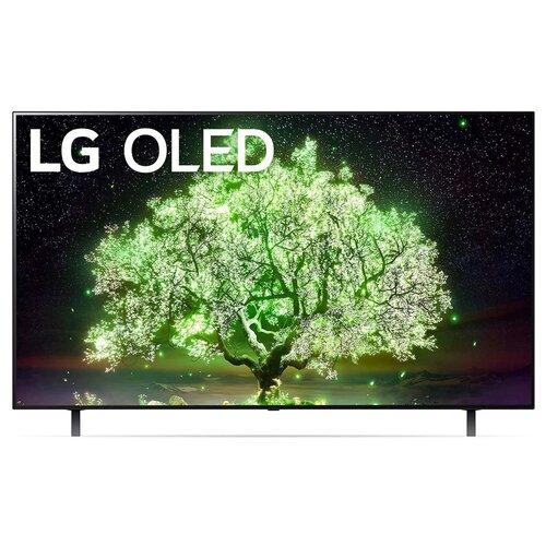 Фото - Телевизор OLED LG OLED65A1RLA 64.5 (2021), черный oled телевизор lg oled55gxr