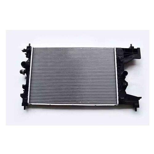 Основной радиатор (двигателя) Asam 34846 для Chevrolet Cruze, Orlando; Opel Astra, Zafira