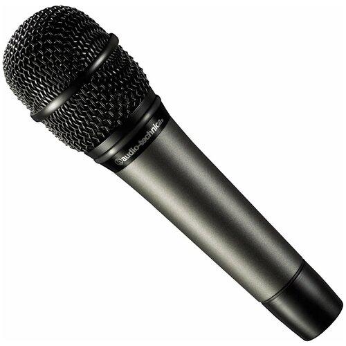 Микрофон Audio-Technica ATM610, черный/серый