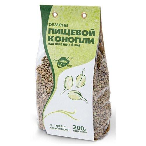 Семена конопли пищевой Образ Жизни Алтая, 200 г