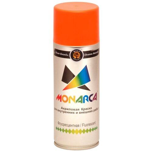 Краска Eastbrand Monarca флуоресцентная красный 520 мл