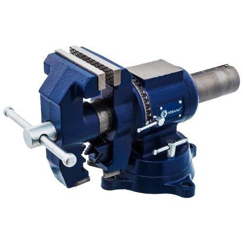 тиски кобальт 248 962 Тиски КОБАЛЬТ 246-012 100 мм