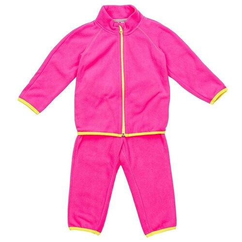 Купить Комплект одежды Oldos размер 92, ярко-розовый, Комплекты