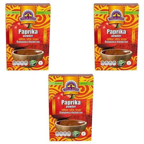 Фото - Перец паприка молотый Indian Bazar (3 шт. по 75 г) пажитник семена indian bazar 4 шт по 75 г