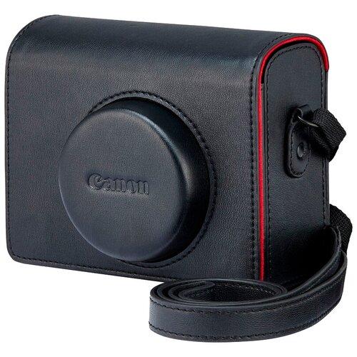 Фото - Чехол для фотокамеры Canon DCC-1830 черный чехол для фотокамеры dicom s1015