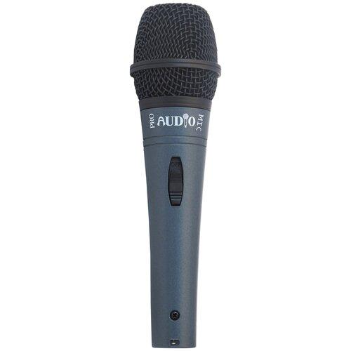 Микрофон Pro Audio UB-55, серый/черный