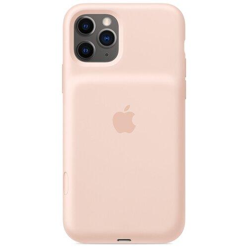 Чехол-аккумулятор Apple Smart Battery Case для Apple iPhone 11 Pro розовый песок