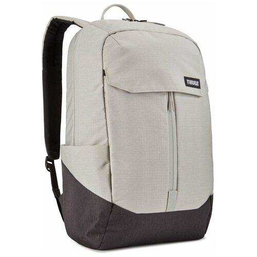 Рюкзак THULE Lithos Backpack 20L concrete/black недорого