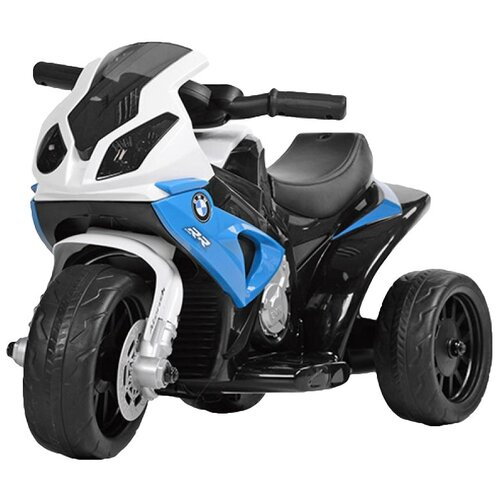 RiverToys Мотоцикл Moto JT5188, blue jiajia мотоцикл bmw s1000rr jt5188 blue
