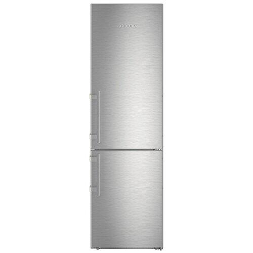 Фото - Холодильник Liebherr CBNef 4835 холодильник liebherr cnbs 4835 двухкамерный черная сталь