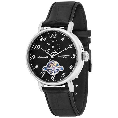 Фото - Наручные часы EARNSHAW ES-8088-01 наручные часы earnshaw es 8085 04