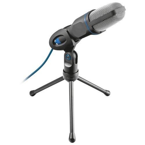 Микрофон Trust Mico USB, черный