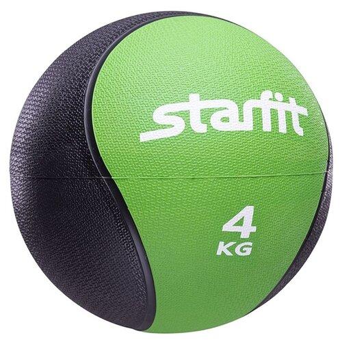 Медбол Starfit Pro GB-702 22.8cm Green-Black УТ-00007301