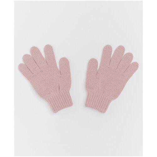 Перчатки Button Blue 220BBGMX7601 размер 12, розовый