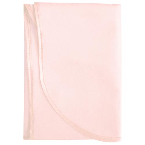 Наматрасник в кроватку из клеенки с ПВХ покрытием 0,60м х 1,2м Витоша розовый