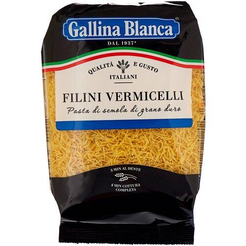 Фото - Gallina Blanca Вермишель, 450 г макароны gallina blanca 450 г спагетти