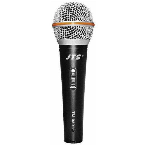 Микрофон JTS TM-989, черный