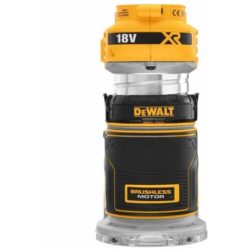 Фото - Аккумуляторный кромочный фрезер DEWALT DCW600N фрезер двуручный dewalt dw625e dw625e qs