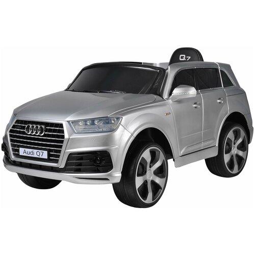 Купить Farfello Автомобиль Audi Q7 JJ555, серый, Электромобили