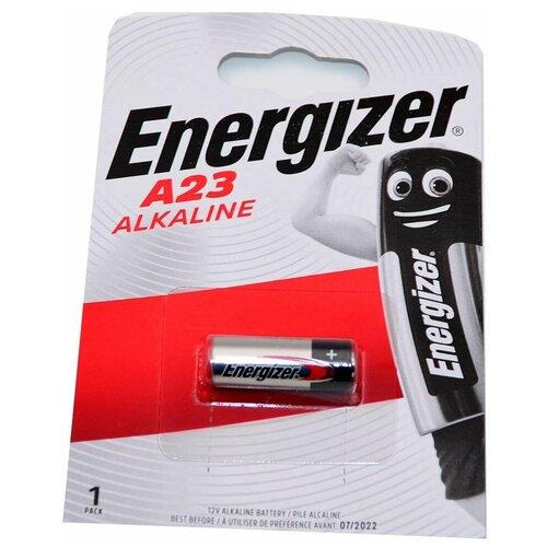 Фото - Батарейка Energizer A23, 2 шт. батарейка a23 12v для брелоков сигнализаций щелочная 1 шт 23a 01
