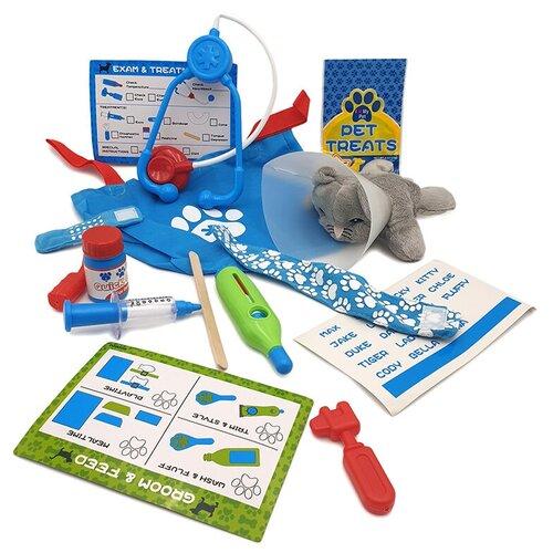 Игровой набор Доктор-Ветеринарная клиника, S+S Toys
